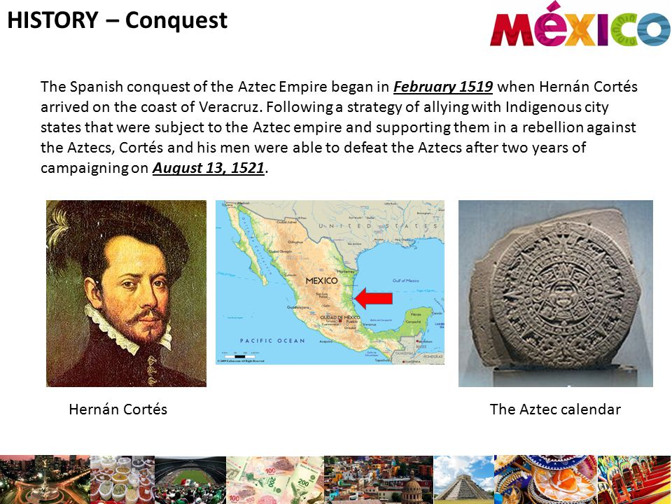HISTORY – Conquest