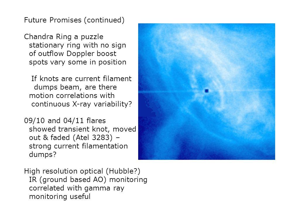 Future Promises (continued)