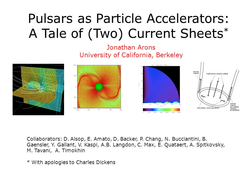 Pulsars as Particle Accelerators: A Tale of (Two) Current Sheets*