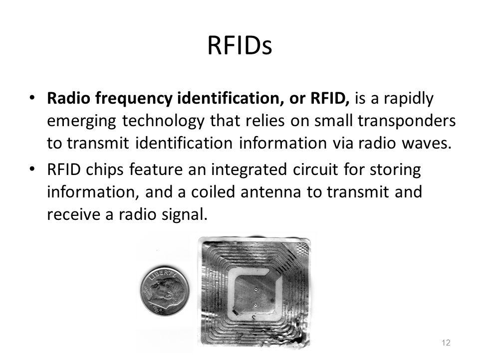 RFIDs