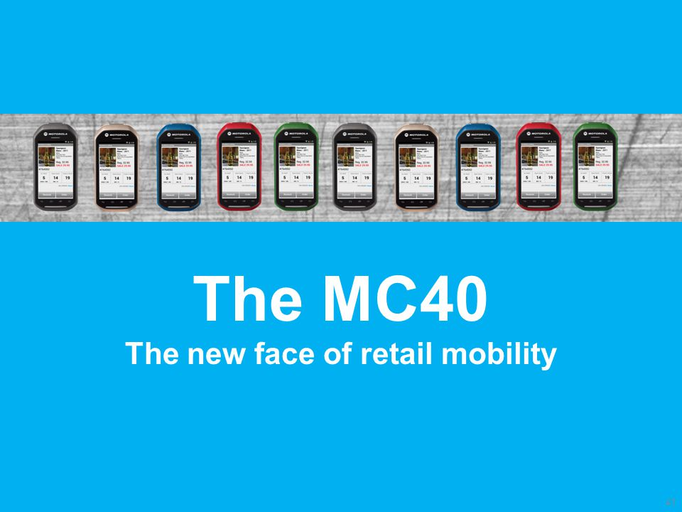 The new face of retail mobility