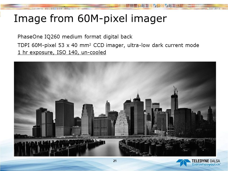Image from 60M-pixel imager