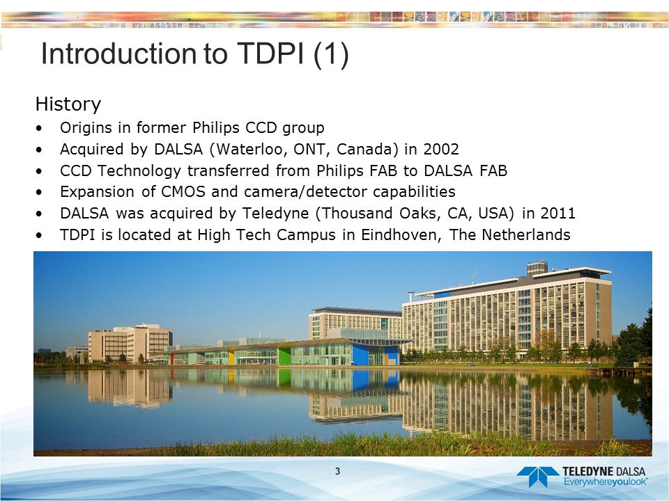 Introduction to TDPI (1)