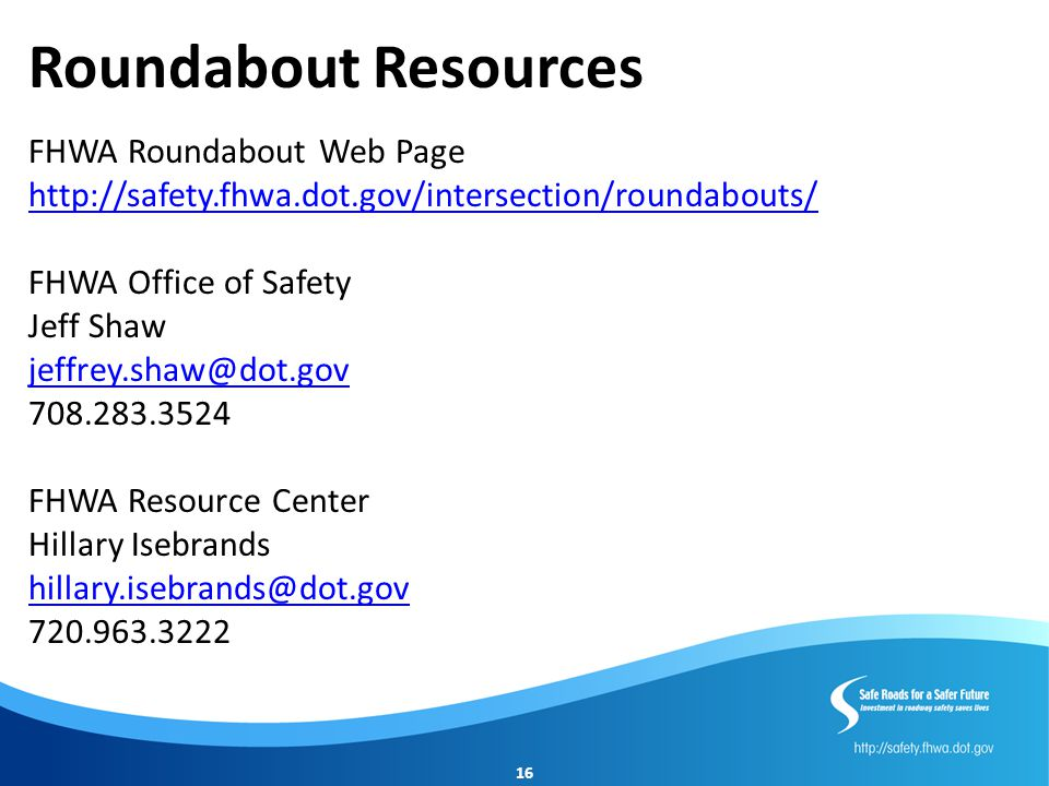 Roundabout Resources