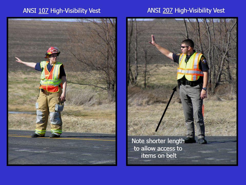 ANSI 107 High-Visibility Vest