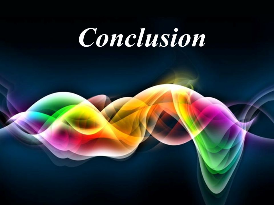 Conclusion Free Powerpoint Templates