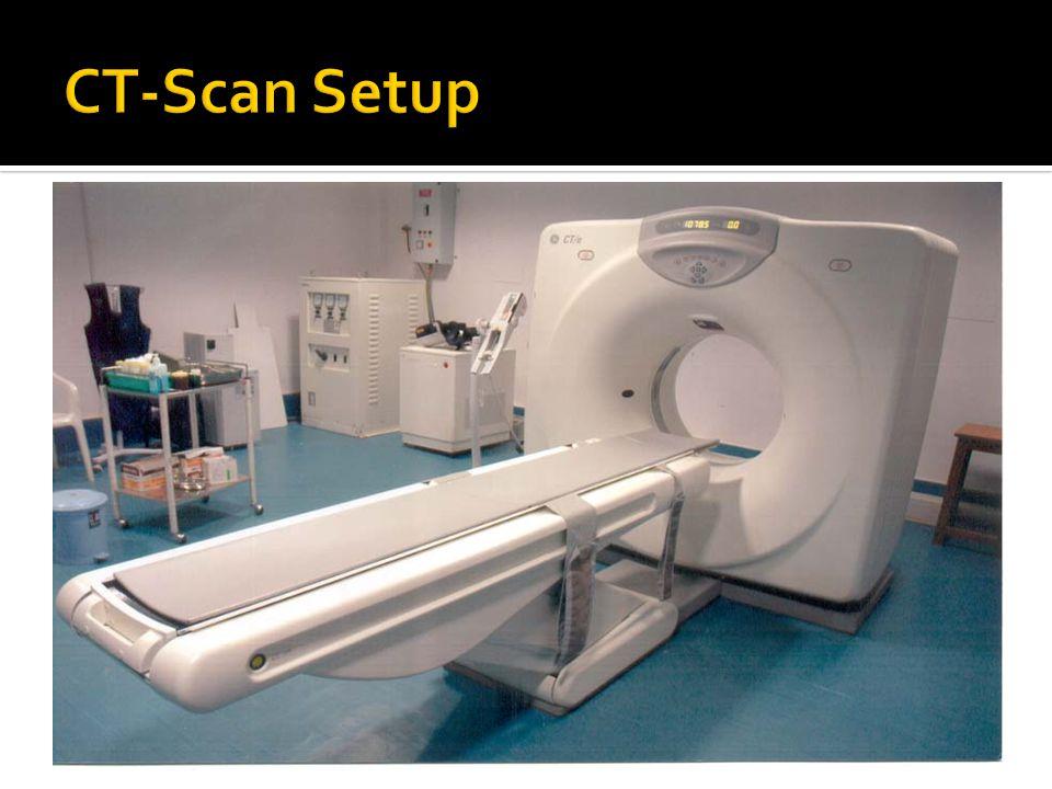CT-Scan Setup