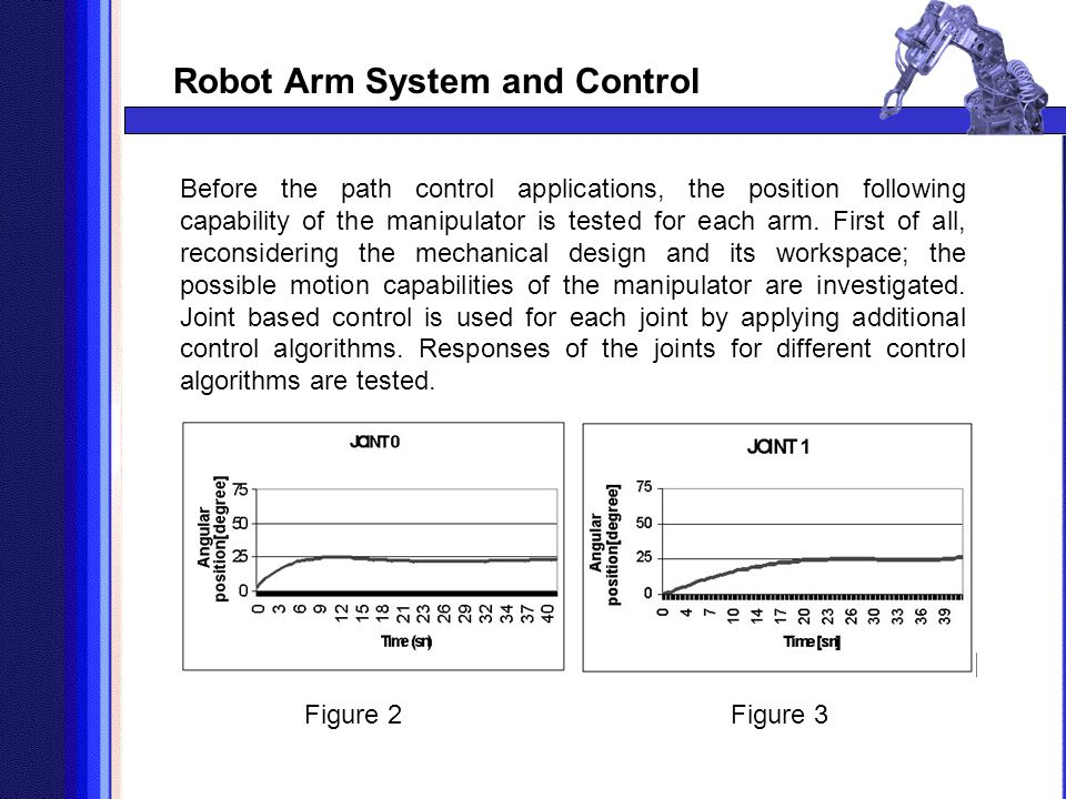 Robot Arm System and Control