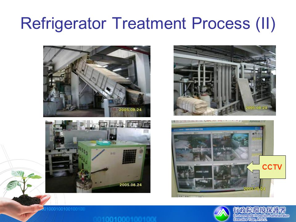 Refrigerator Treatment Process (II)