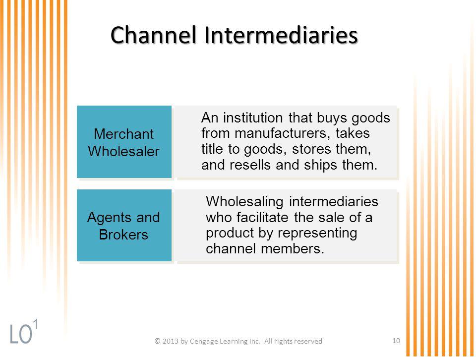 Channel Intermediaries