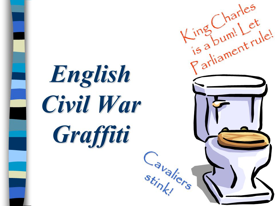 English Civil War Graffiti