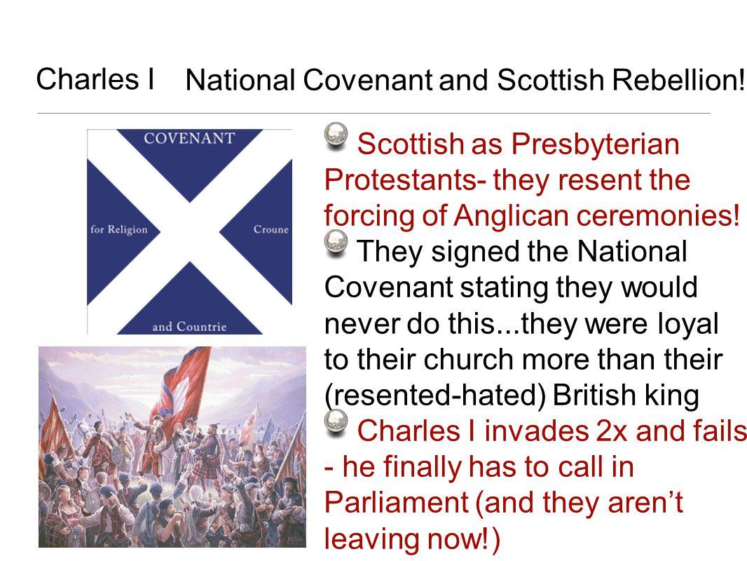 National Covenant and Scottish Rebellion!