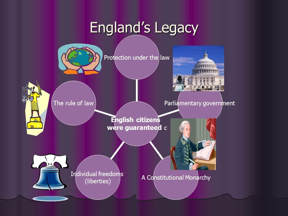 England's Legacy