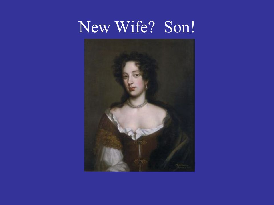 New Wife Son!