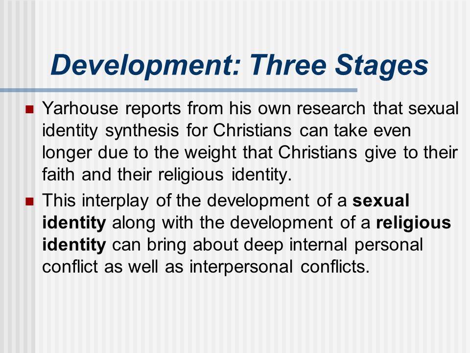 Development: Three Stages