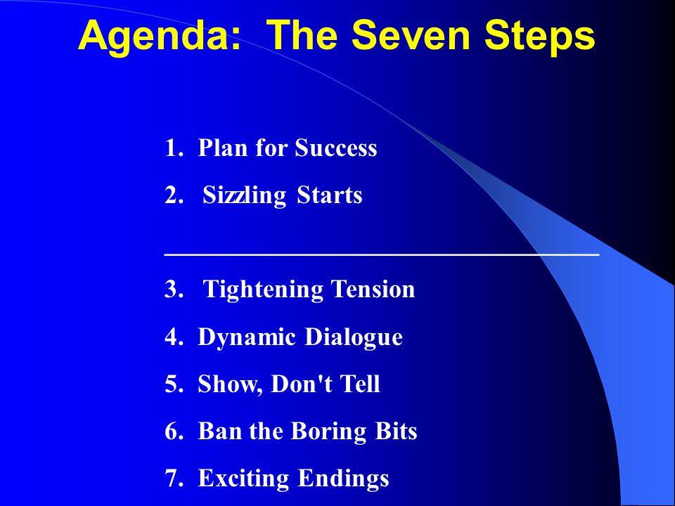 Agenda: The Seven Steps
