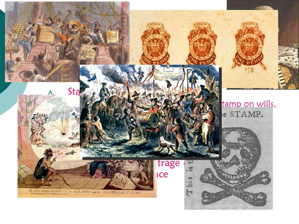 American Revolution: Causes