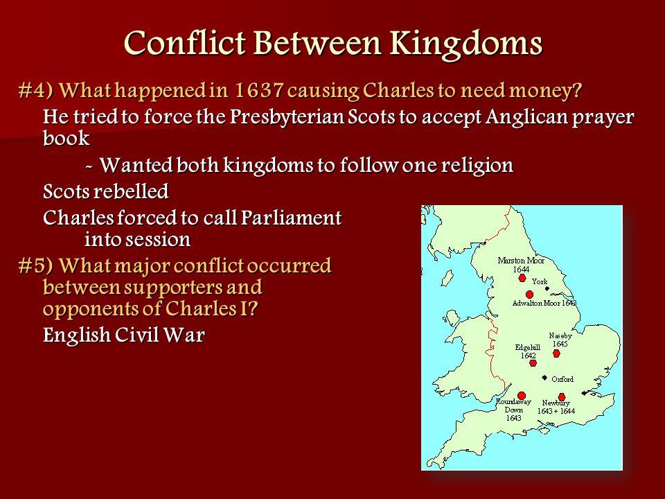 Conflict Between Kingdoms