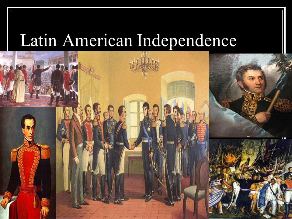 Latin American Independence