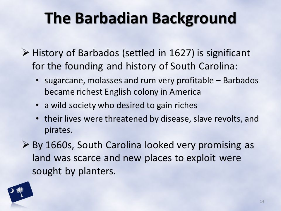 The Barbadian Background