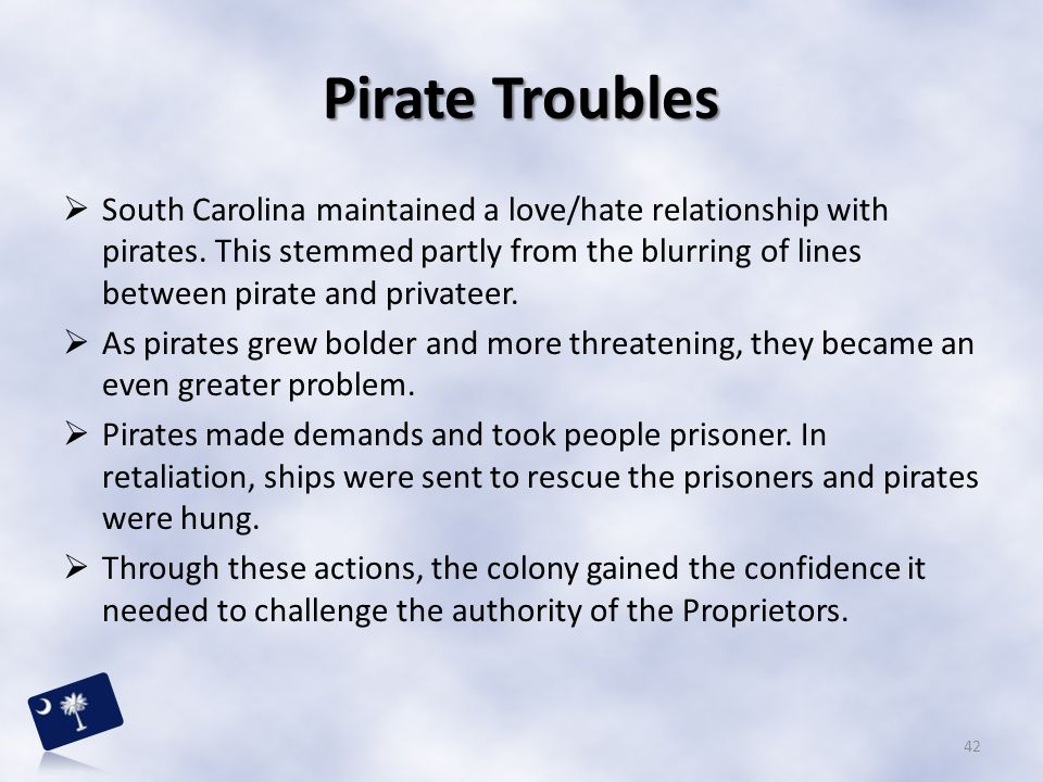 Pirate Troubles