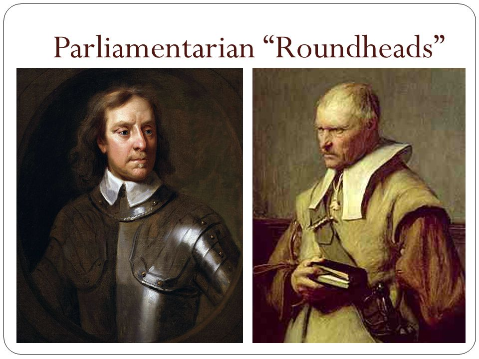 Parliamentarian Roundheads