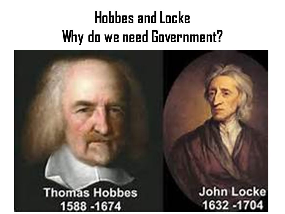 locke and hobbes essay Essays and criticism on thomas hobbes - critical essays.