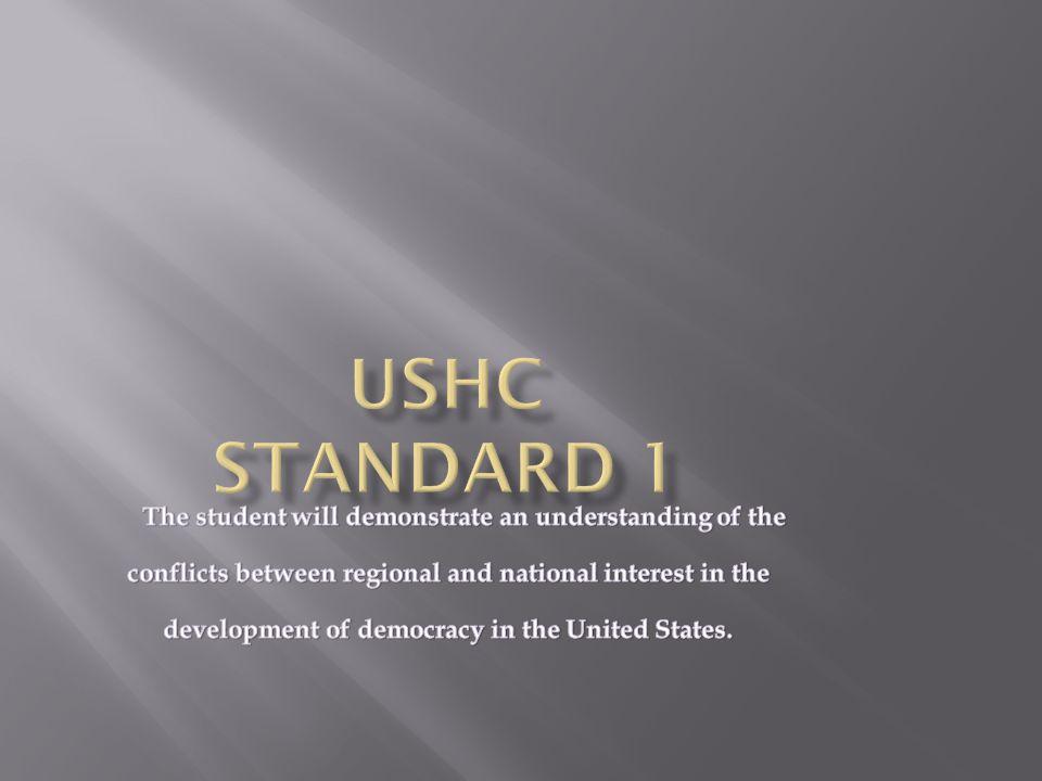 USHC Standard 1