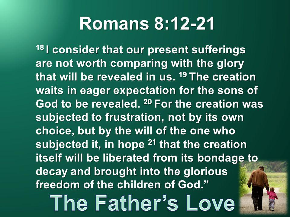 Romans 8:12-21