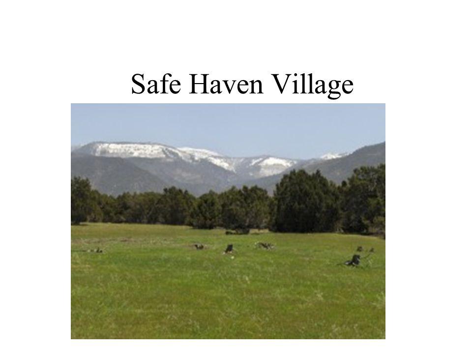 Safe Haven Village Spring City UT