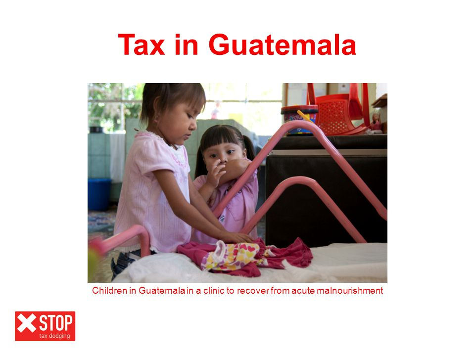 Children in Guatemala in a clinic to recover from acute malnourishment
