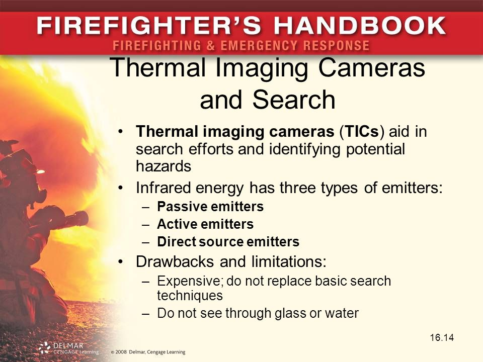 Thermal Imaging Cameras and Search