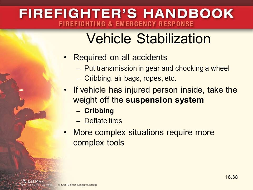 Vehicle Stabilization