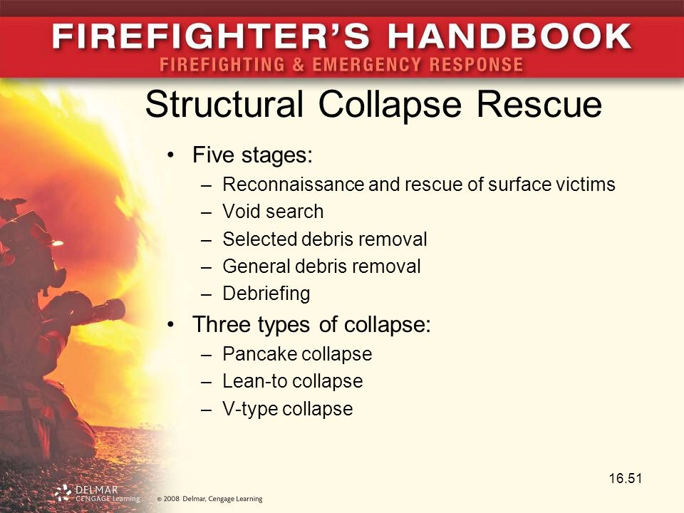 Structural Collapse Rescue