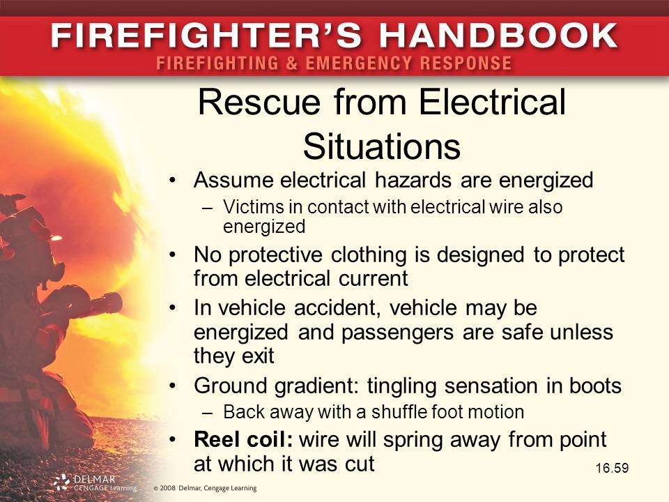 Rescue from Electrical Situations