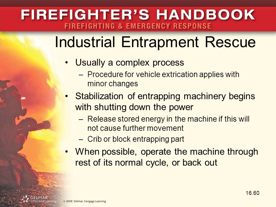 Industrial Entrapment Rescue