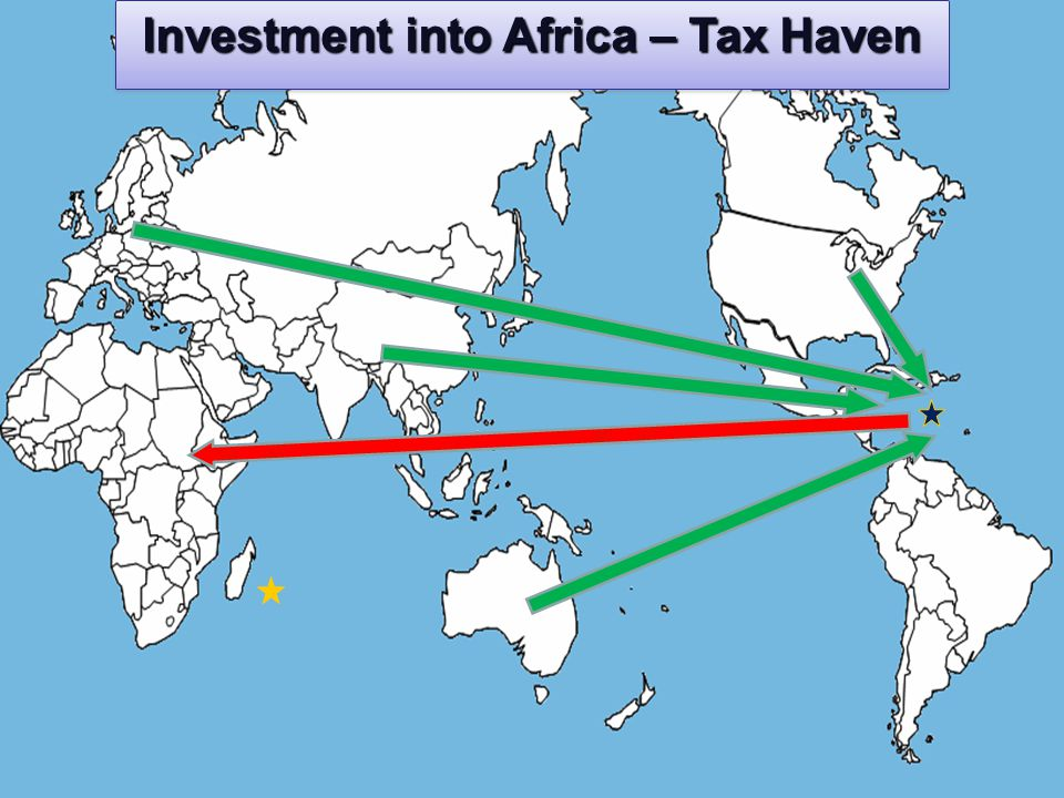 Investment into Africa – Tax Haven