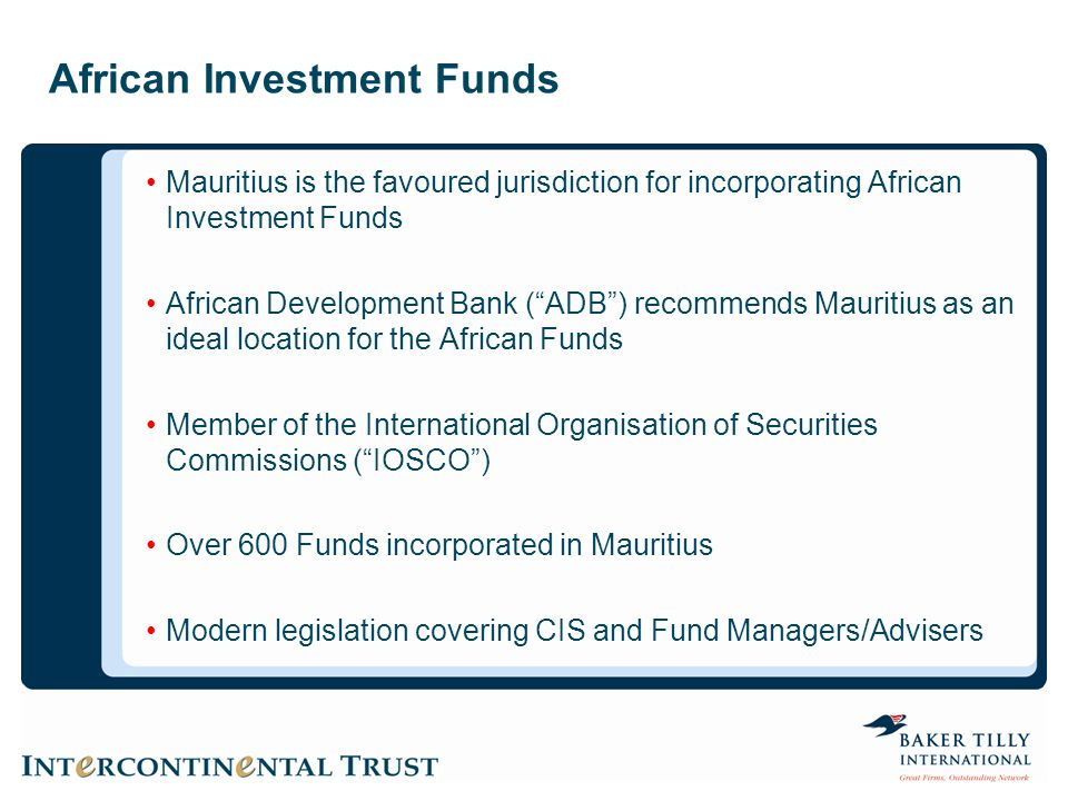 African Investment Funds