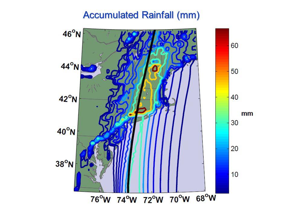 Accumulated Rainfall (mm)