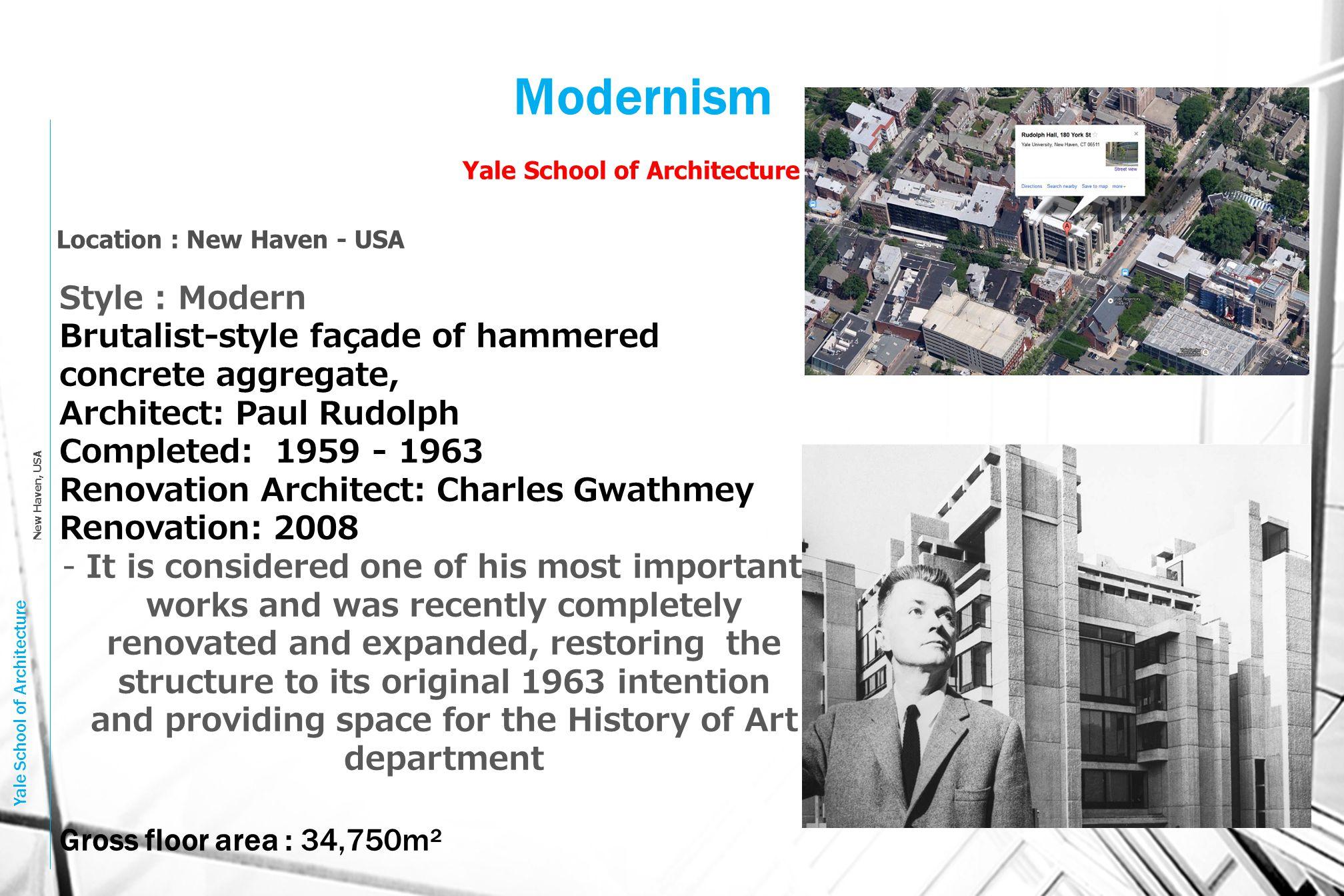 Modernism Style : Modern