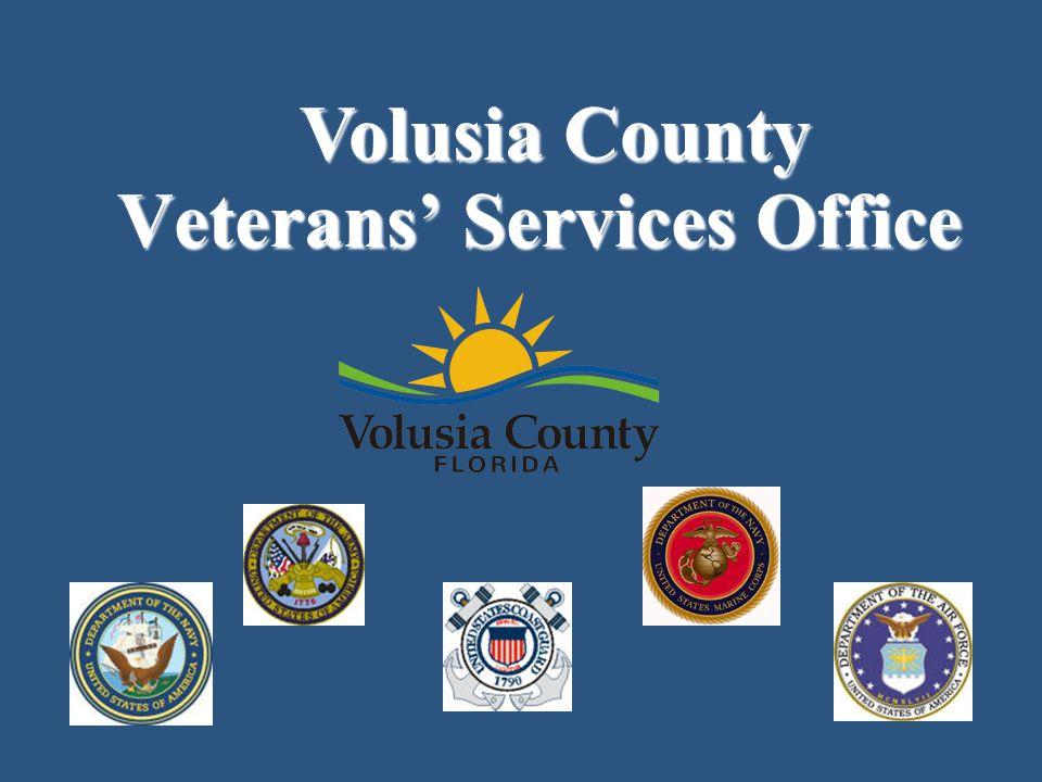 Veterans' Services Office
