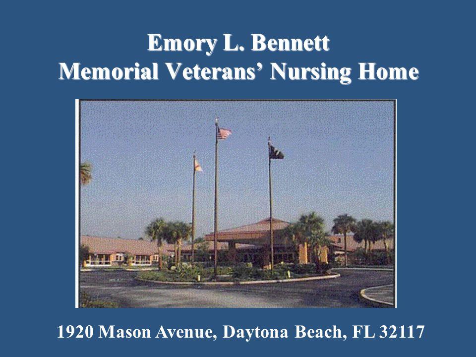 Emory L. Bennett Memorial Veterans' Nursing Home