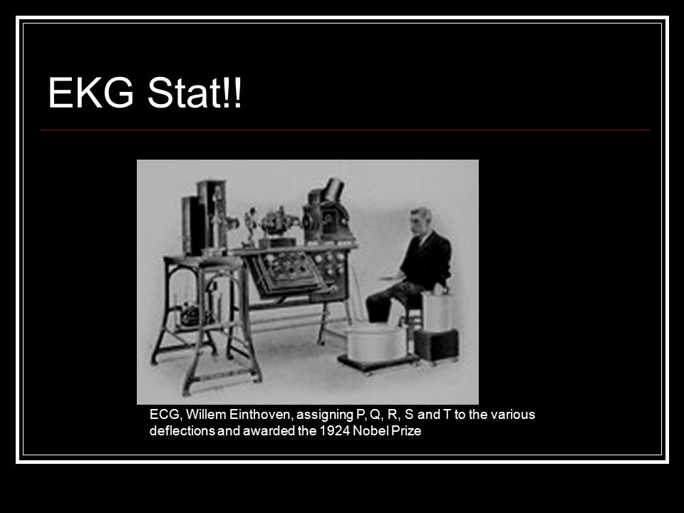 EKG Stat!.
