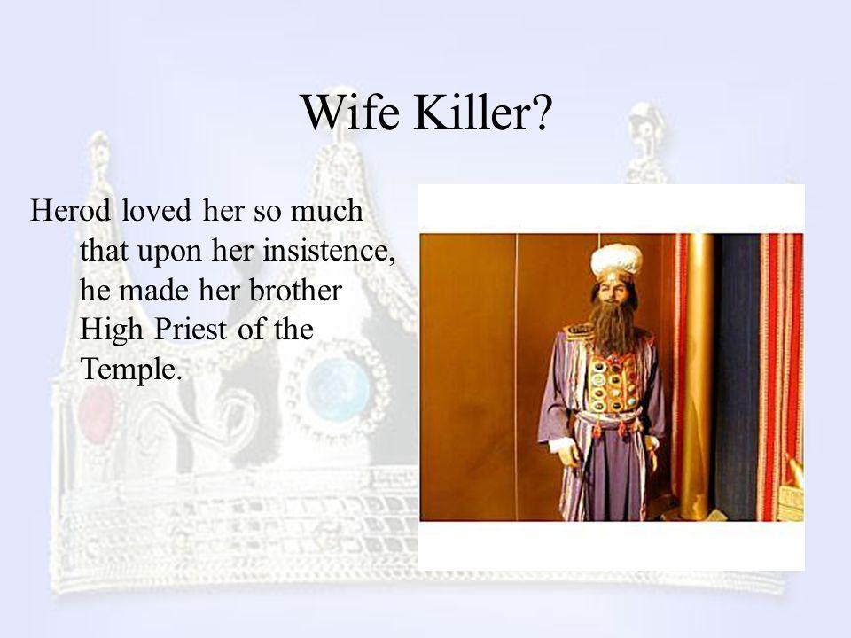 Wife Killer.