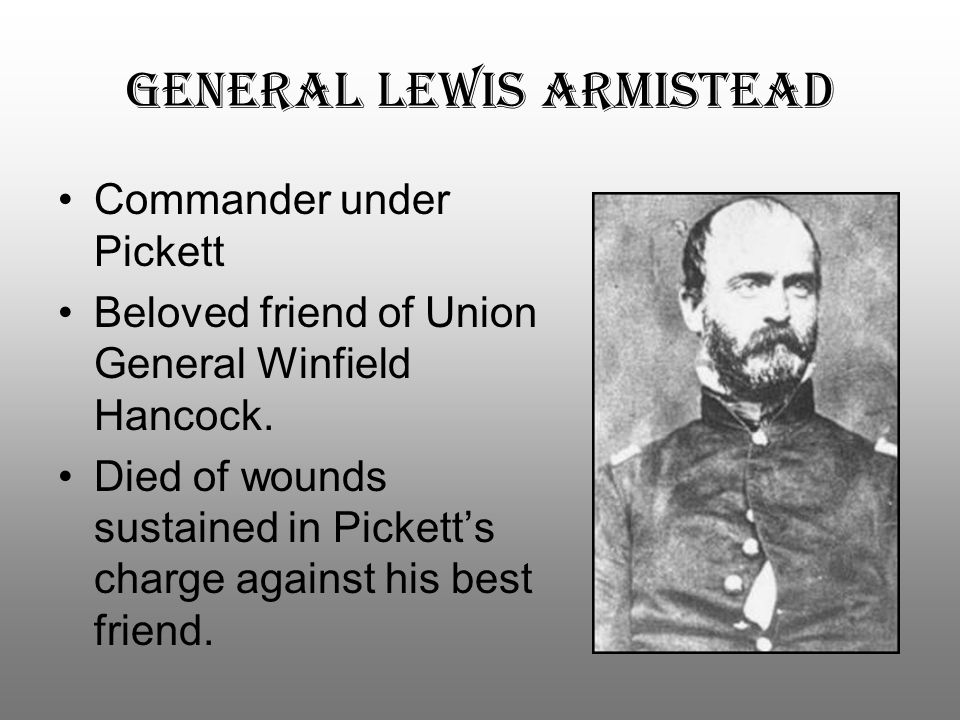 General Lewis Armistead