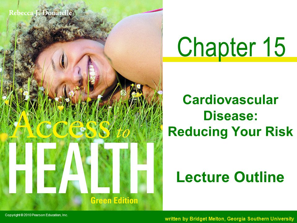 Cardiovascular Disease: Reducing Your Risk