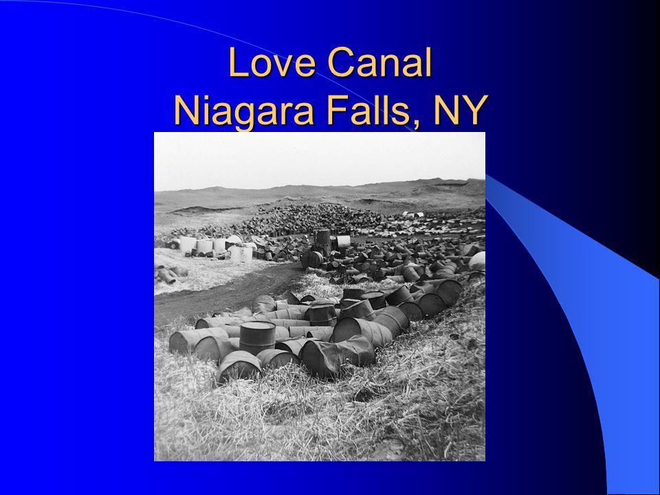 Love Canal Niagara Falls, NY