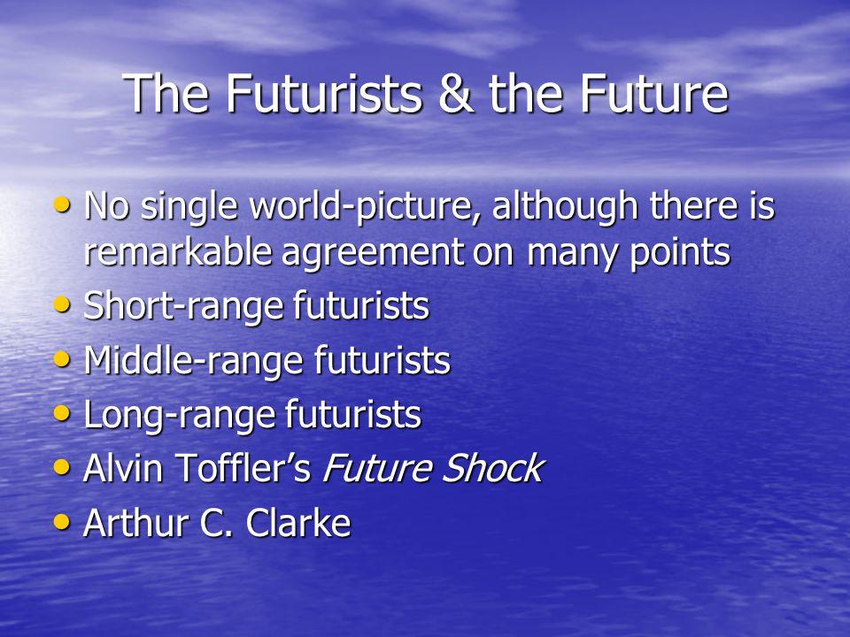 The Futurists & the Future