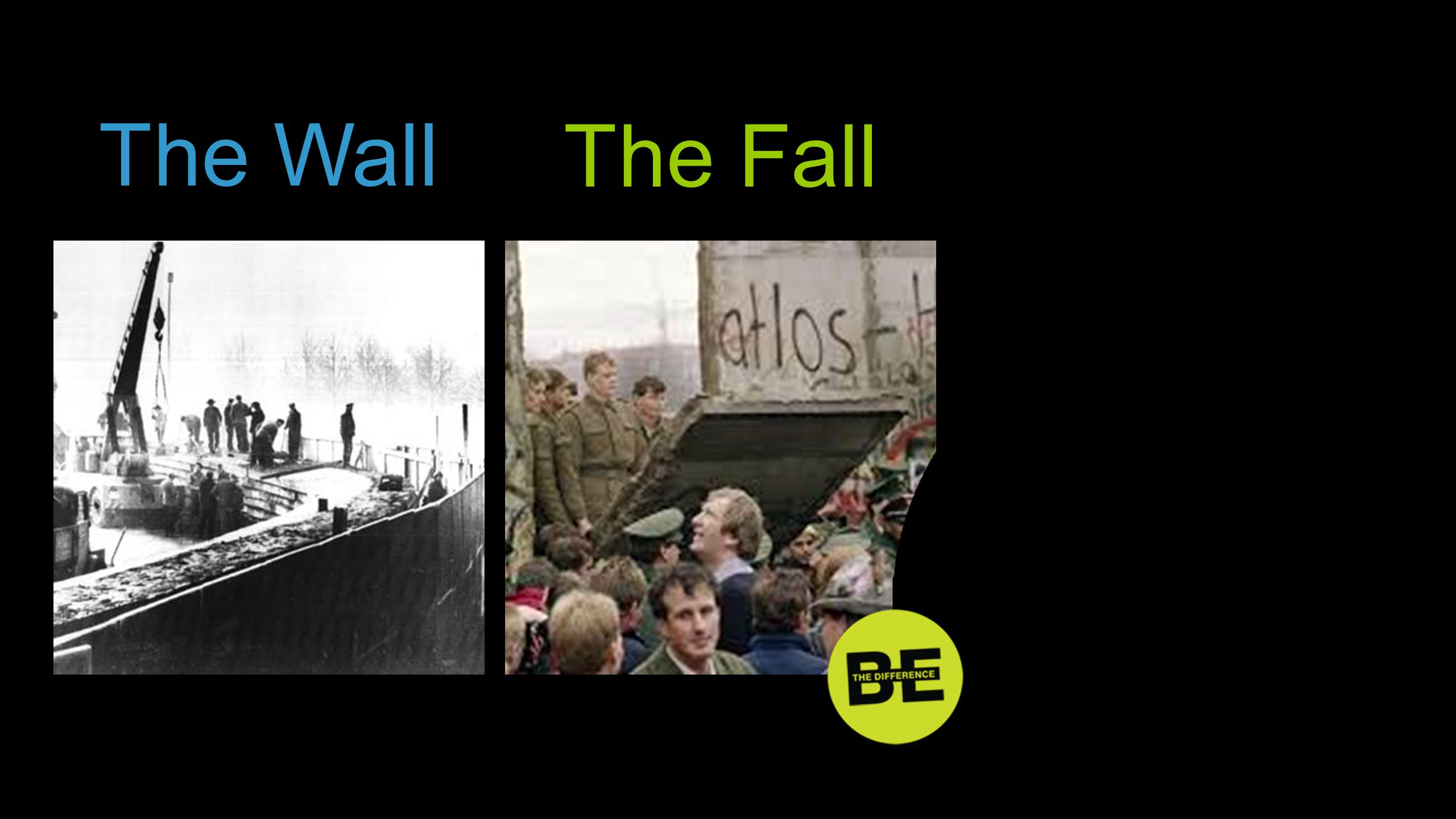 The Wall The Fall.