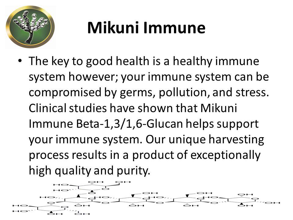 Mikuni Immune